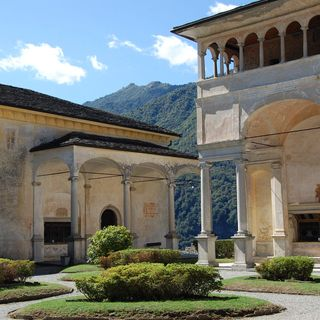 Audioviaggio 2 - Sacro Monte di Varallo Sesia. Oggi Book Your Italy è in PIEMONTE