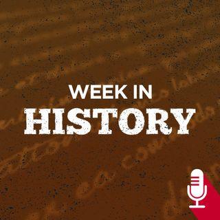 Week In History