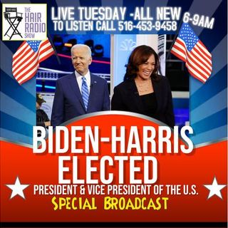 The Hair Radio Morning Show #514  Tuesday, November 10th, 2020