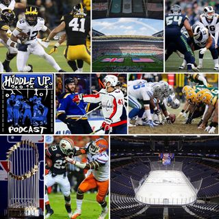 Huddle Up - The Best Month In Sports