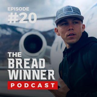 Peter Voogd || Episode #20 ||The BreadWinner Podcast