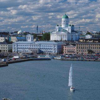Helsinki wird gegründet (am 12.6.1550)