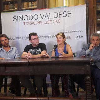 Conferenza stampa Sinodo - martedì 23 agosto