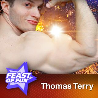 FOF #2786 – Diary of a Muscle God: Thomas Terry