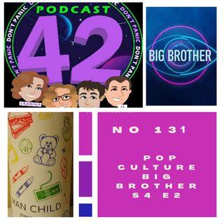 No 131: Pop Culture Big Brother 4 P2