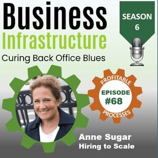 Episode 68: Anne Sugar s Hiring to Scale Process