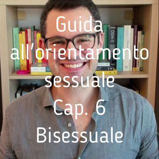 Guida all'orientamento sessuale capitolo 6 - Bisessuale - Valerio Celletti