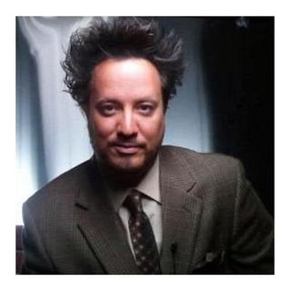 Giorgio Tsoukalos: Ancient Aliens and the History of Planet Earth
