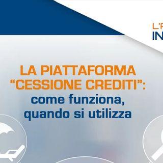 Cessione crediti fiscali: aumentano le possibilità