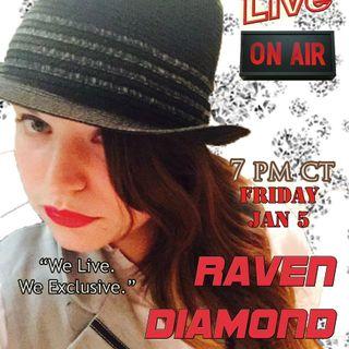 Meeting Raven Diamond (1-5-18)
