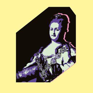 Katarina den stora - från lillprinsessa till grandios härskare