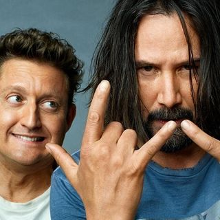 Episode 96 Part 2: Bill and Ted Face the Music Review and more