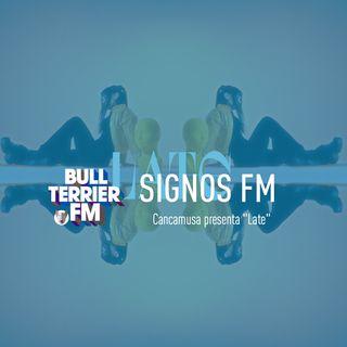 "SignosFM Cancamusa presenta ""Late"""