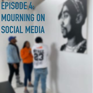 Mourning on Social Media
