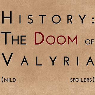 The Doom of Valyria (mild spoilers)