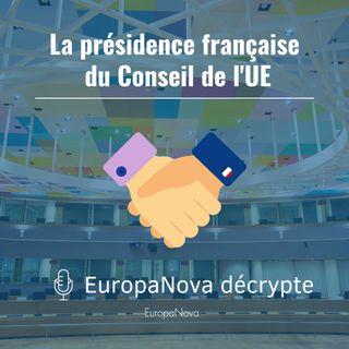 [La Présidence française du Conseil l'UE] Episode 2 - Sandro Gozi