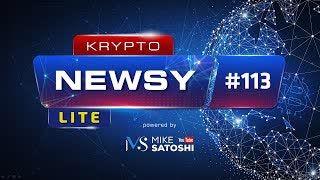 Krypto Newsy Lite #113 | 24.11.2020 | Bitcoin idzie po ATH - $19k, XRP +135%! Crypto.com 2 mega licencje na Malcie! ETH 2.0 rusza 01.12!