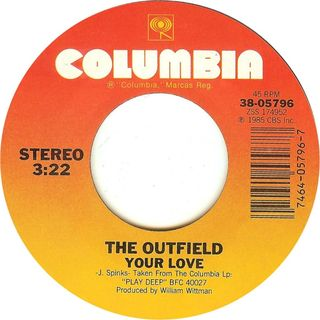 034 Outfield - Your Love