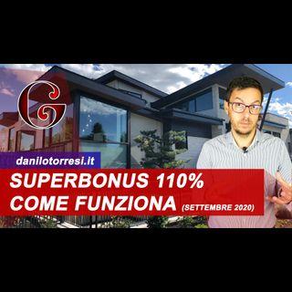 SUPERBONUS 110%: i requisiti di accesso e come funziona la detrazione