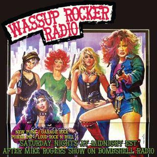 Wassup Rocker Radio 01-04-2020 - Radioshow #117