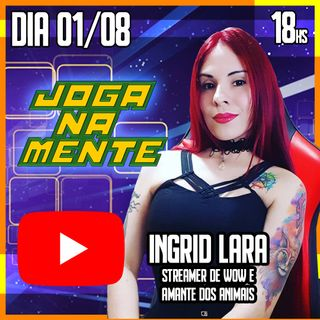 Ingrid Lara, Bruxa na vida real e no jogo também!