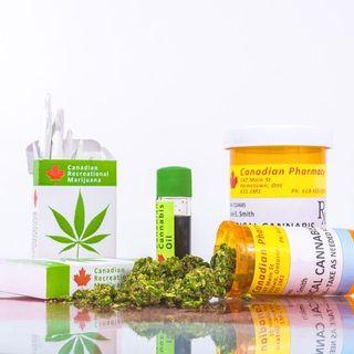 International Cannabis Comparison: CAN vs OK (2019)