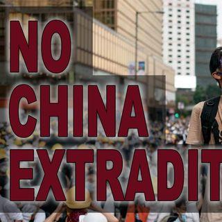 Hong Kong rising up against China | Million man march