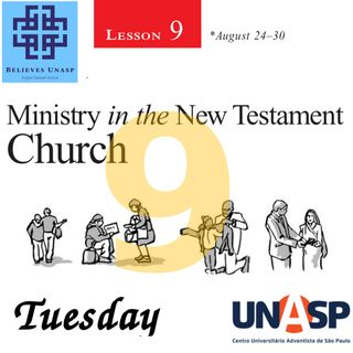 Sabbath School Aug-27 Tuesday