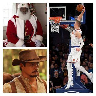 Asian Cowboys, Black Santa Claus, and White Guys Can Jump!