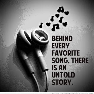 Behind song