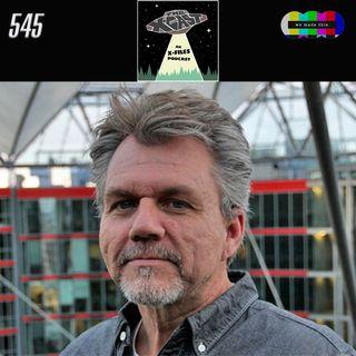 544. Interview: Jeffrey Bell (S6-S8 X-Files Writer)