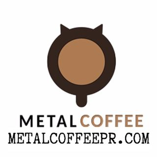 METAL COFFEE SAVOR THE SILENCE