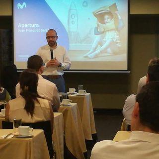 Thot Movistar  nueva solución, explica Juan Francisco Salazar