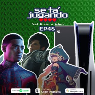 PS5, XsX y Ninty vs. nuestras carteras ft. Balbaro que podcast - Ep 48