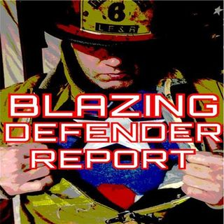"Blazing Defender Report 27 ""Return of Big Sam"""