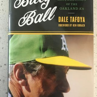 "Books on Sports: Author Dale Tafoya ""Billy Ball: Billy Martin and the Resurrection of the Oakland A's"""