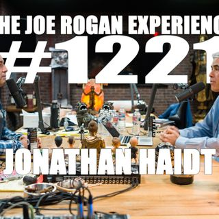 #1221 - Jonathan Haidt