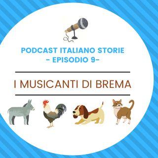 Episodio 9 - I musicanti di Brema