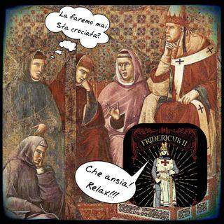 Sesta crociata - Federico II Stupisce ancora!