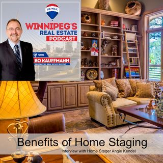 Winnipeg Home Staging Interview w. Angie Kendel