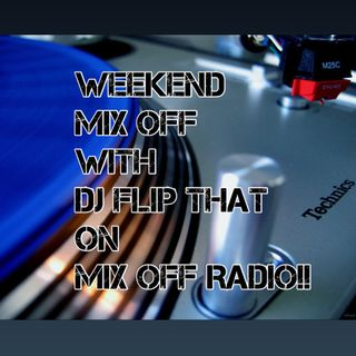 WeekEnd Mix Off 2/28/20 (Live DJ Mix)