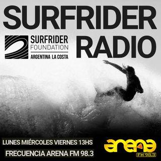 Surfrider Radio 30 de Agosto 2021