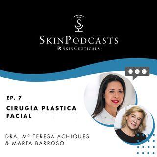 Capítulo 7: Cirugía plástica facial – Dra. Mª Teresa Achiques