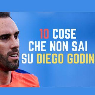 10 cose che non sai su Diego Godin