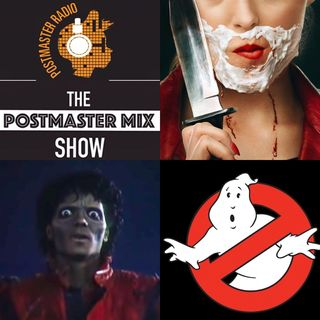 The Postmaster Mix: A Haunted Halloween Special