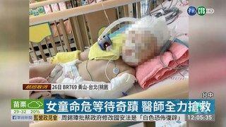 12:23 一歲女童疑遭虐昏迷 母考慮拔管 ( 2019-06-26 )