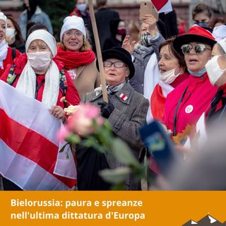 Bielorussia: paura e speranze nell'ultima dittatura d'Europa