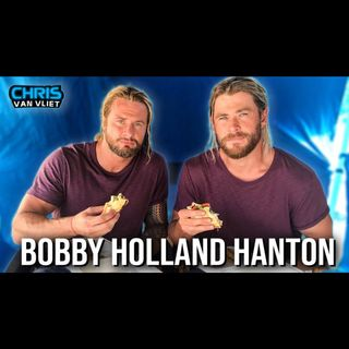 Chris Hemsworth's stunt double Bobby Holland Hanton is Hollywood's busiest stunt performer