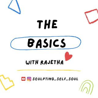 Episode 3 - The BASICS With RAJETHA podcast | What??| Partnership With Spreakers