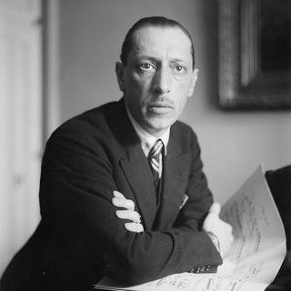 'La historia secreta del ballet': Stravinsky, el hombre que reinventó la música